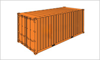 general purpose container 20 sm