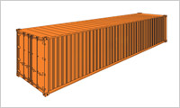 general purpose container 40 sm